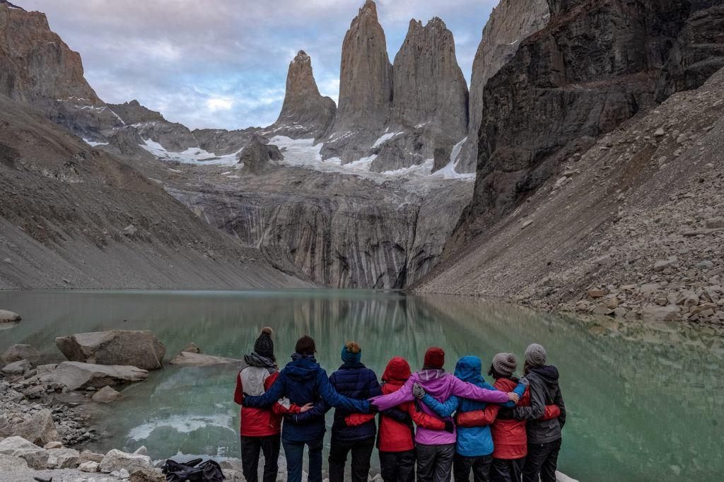 womens patagonia trip