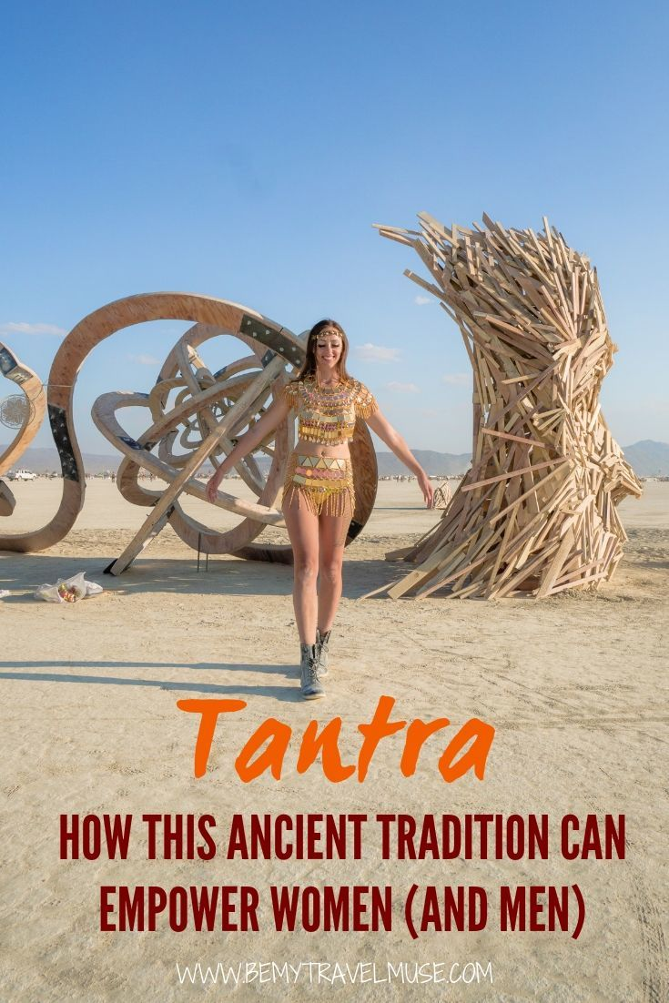 What is tantra? If you are a beginner of this empowering practice, or just want to gain a better understanding of what it truly is, give this article a read! #Tantra