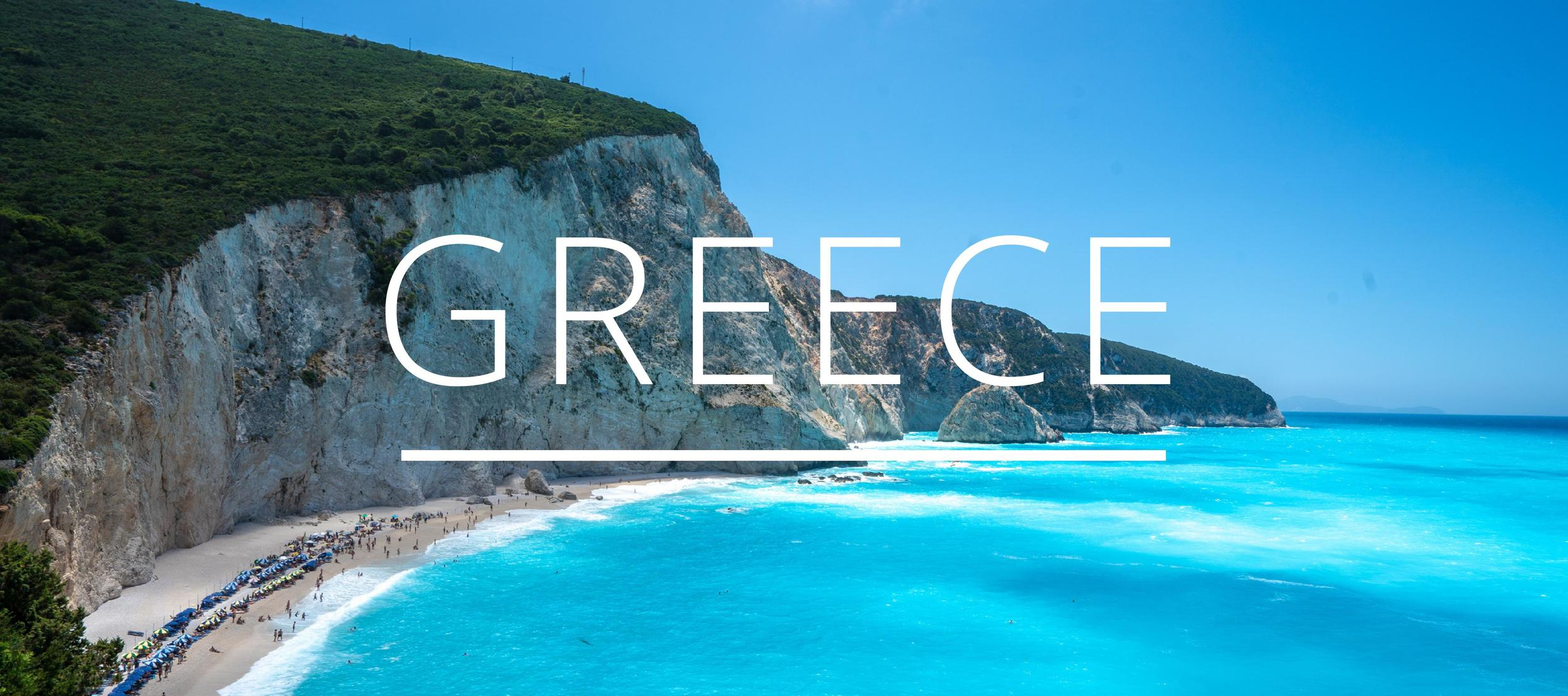 Greece guide