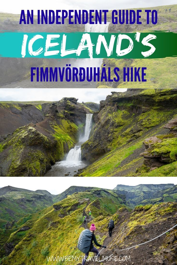 If you are planning an independent hike in Iceland's Fimmvörðuháls trail, this is the perfect guide for you. Get information on what to expect, where to begin your hike, what to bring with you, and a complete itinerary to help plan your hike.
