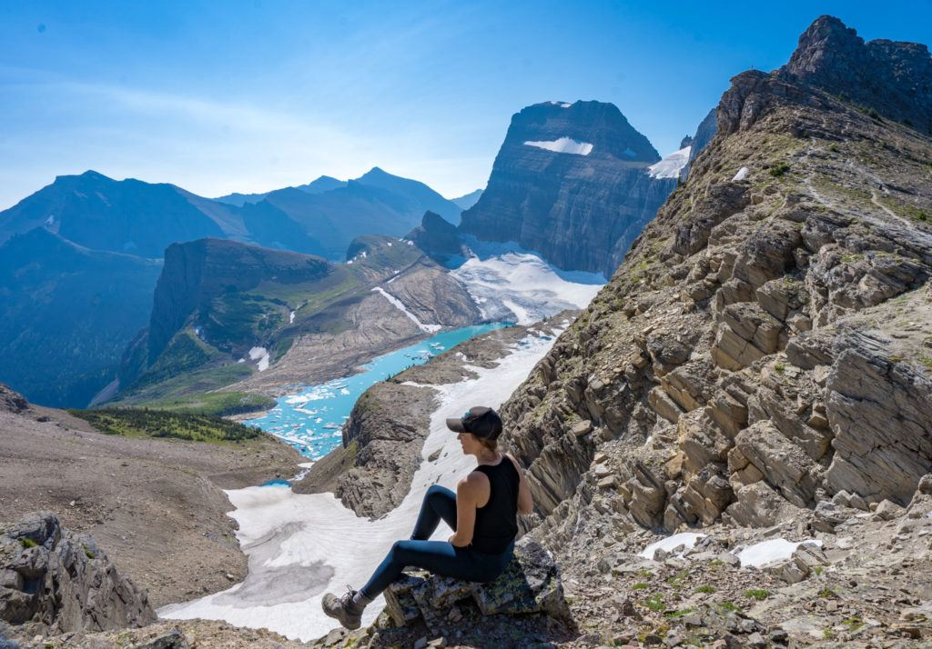 glacier national park things to do highline trail