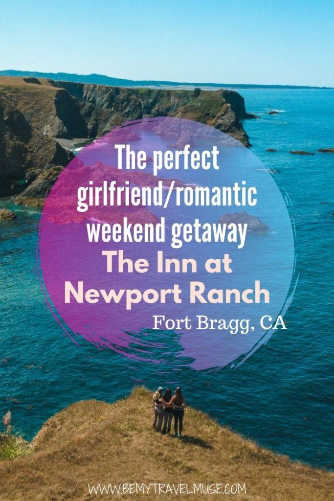 Time for a girlfriend/romantic weekend getaway? Check out The Inn at Newport Ranch, which have 20 miles of coastal trails, Redwood trails, and ample panoramic views. History buffs will love it, too, for its wealth of California history. Click for more photos and start planning your weekend trip! #RomanticGetaway #GirlfriendGetaway #Weekendgetaway