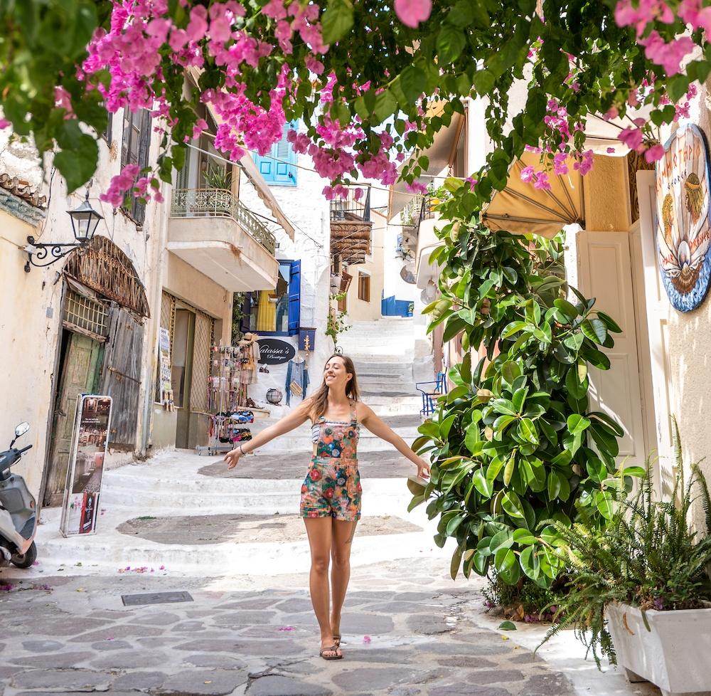 sailing greek islands poros