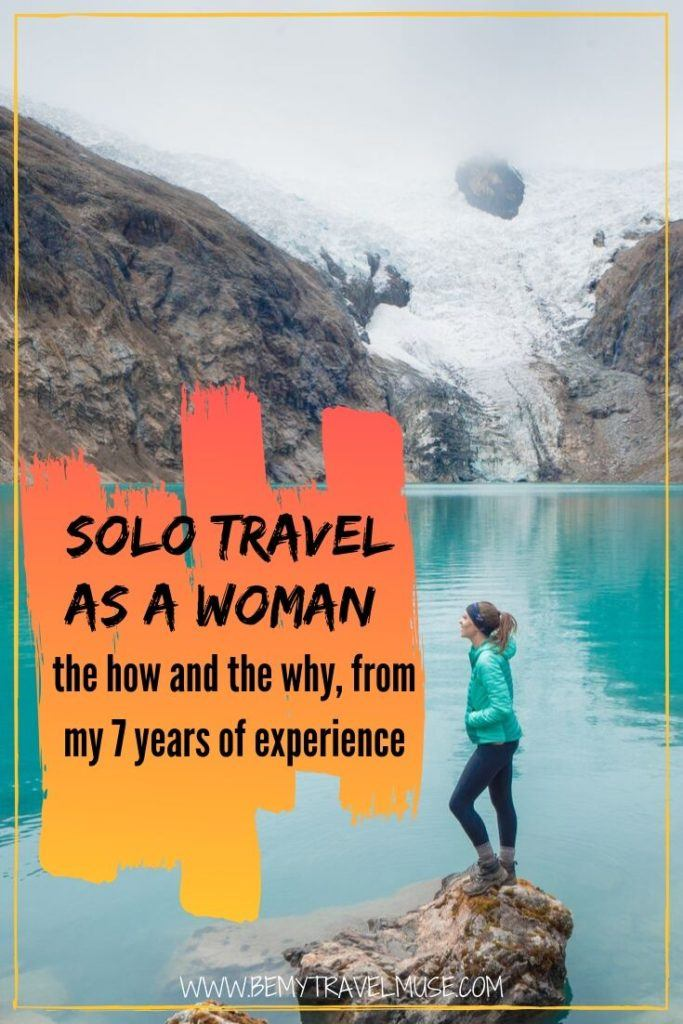 Here are 4 ways traveling alone has changed me, and my best tips on how you can do the exact same thing! If you are new to solo travel, these tips will help you take that leap of faith. #SoloTravel #SoloFemaleTravel