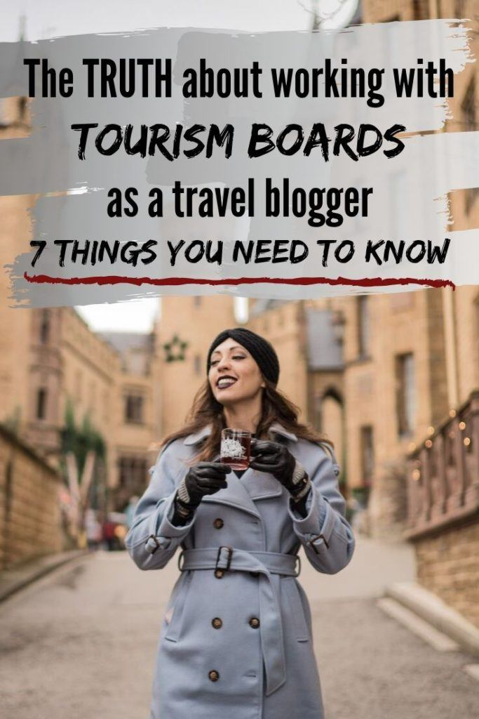 Sharing the truth about working with tourism boards as a travel blogger. It may seem like the ultimate dream - to get paid to travel, and in many, many ways, it is a dream, but here are 7 things you need to know before you start pitching to tourism boards! #TravelBlogger
