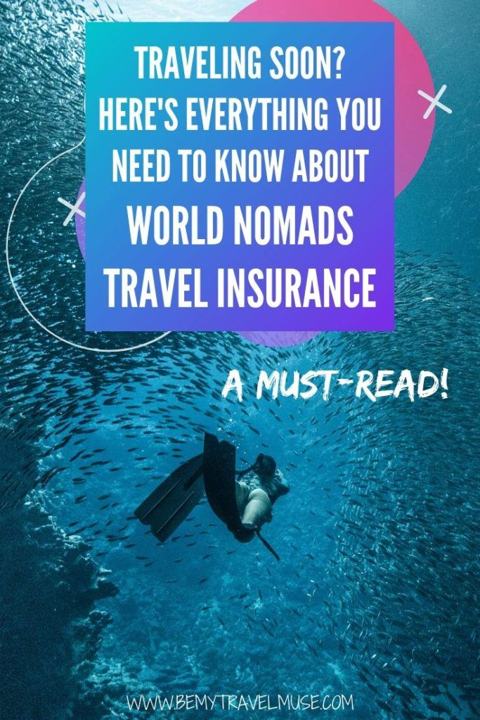 Traveling soon? Here's everything you need to know about World Nomads travel insurance! Find out why so many people choose World Nomads over other insurance companies, if it's the right travel insurance for you, and the coverage you need based on your travel style. #WorldNomads