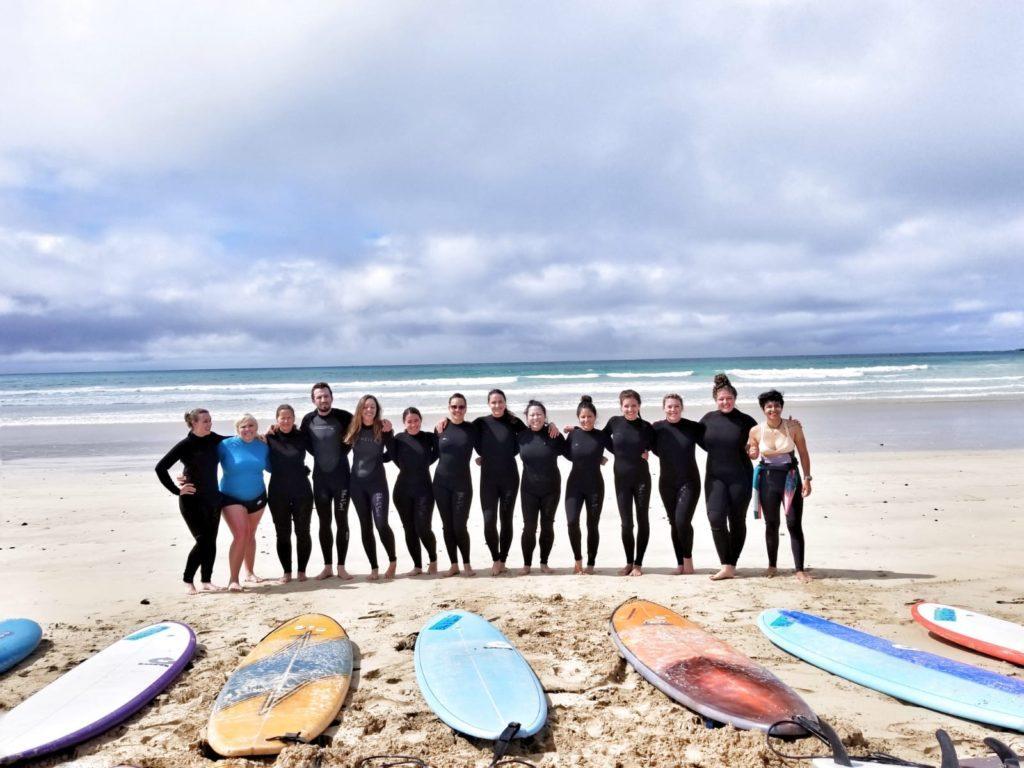 isla isabela surfing