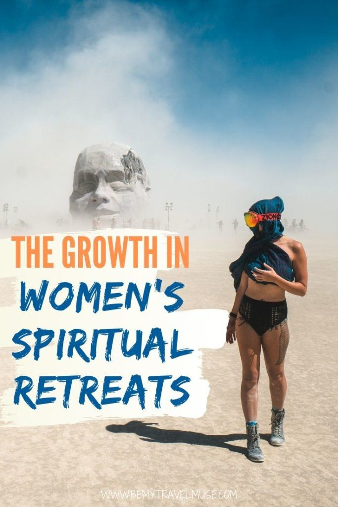 It seems like there are more women than ever who are traveling around the world seeking spiritual retreats designed and created especially for women. If you are considering joining one but feel unsure if they are for you, this post will help you understand women's spiritual retreats better.