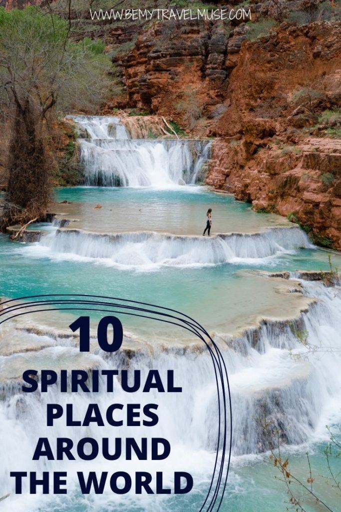 Are you a spiritual traveler planning your next trip? Here are 10 spiritual places around the world that are more than just hippie towns. If you're looking for a getaway that will rejuvenate your mind and body, this list is a great place to start.