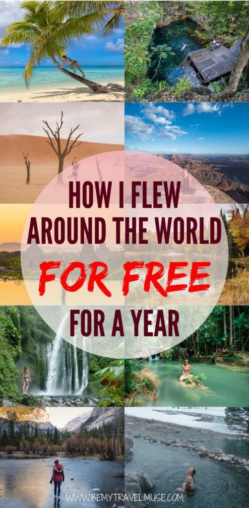 All of my best tips to help you fly internationally, in business class, for free! By incorporating these tried and tested travel hacks, you will be able to fly around the world for free like I did, for an entire year. Click to check these awesome tips out now!