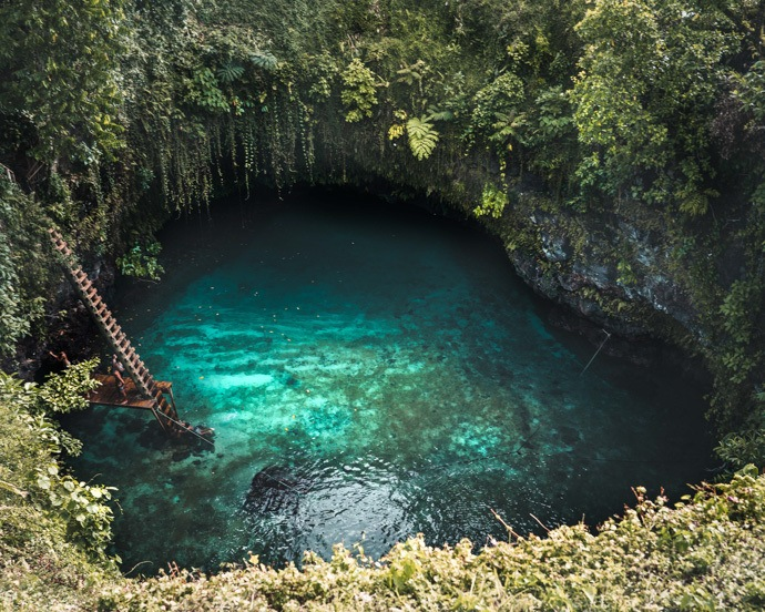 10 top things to do in Samoa - To Sua Ocean Trench