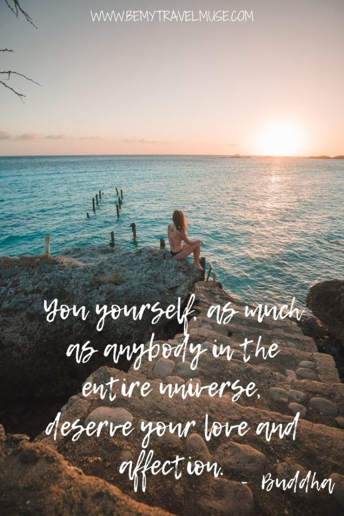 20 powerful quotes on self-love, self-care and personal resilience to lift your spirits up and help you focus on your well-being and happiness! #SelfLove #SelfCare