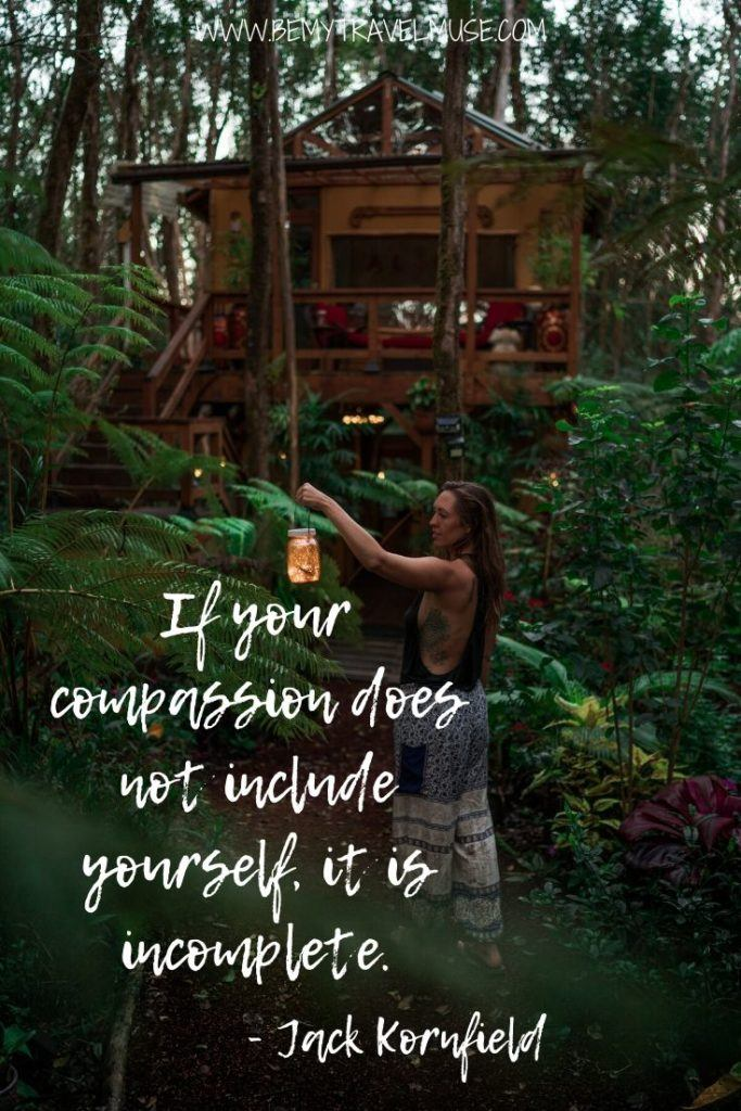 Click for 20 powerful quotes on self-care and personal resilience to inspire women to be kinder to themselves. Let these quotes remind you the importance of self-love and self-care! #SelfLove #SelfCare