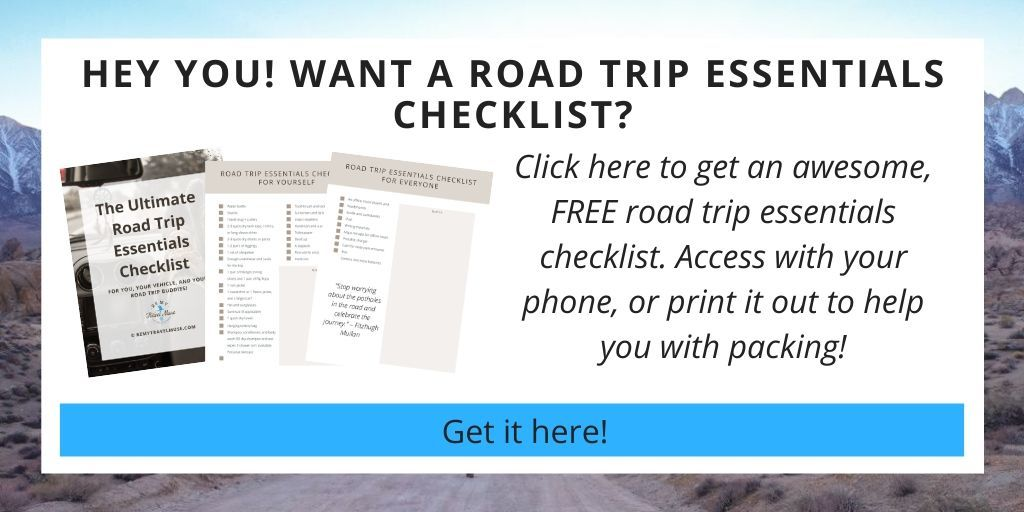 Home.fit bmtm-road-trip-checklist 10 of the Best Solo Road Trips in the USA