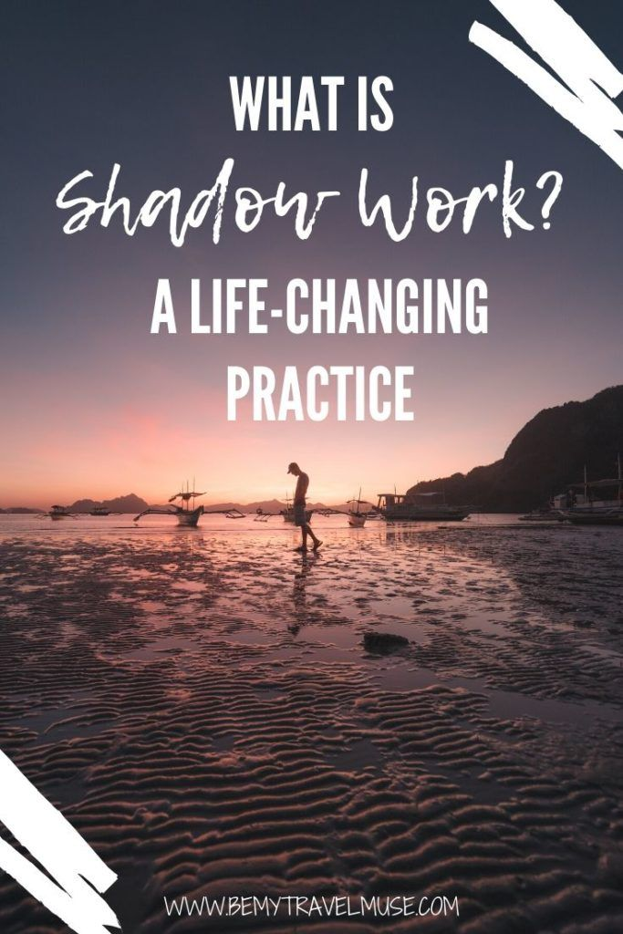 What is shadow work? It is a life-changing practice with various methods including journaling, meditating, and simply talking to somebody. Click to read more and see how this practice can help lift your spirits! #ShadowWork