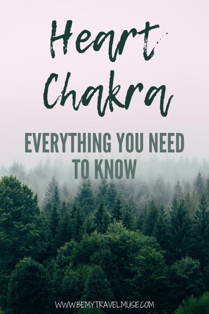 Learn everything about heart chakra, including its location and meaning, where on earth can you locate the heart chakra, what happens when your heart chakra is blocked, and how to balance it. #HeartChakra #Chakra