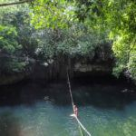 cancun things to do cenote verde lucero