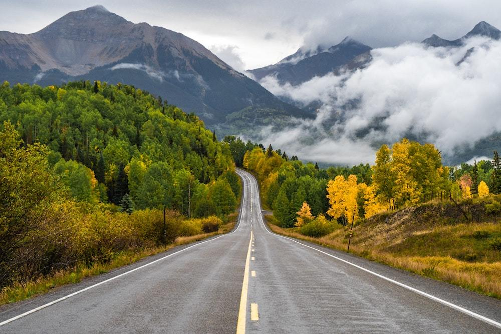 Home.fit colorado-road-trip-itinerary 10 of the Best Solo Road Trips in the USA
