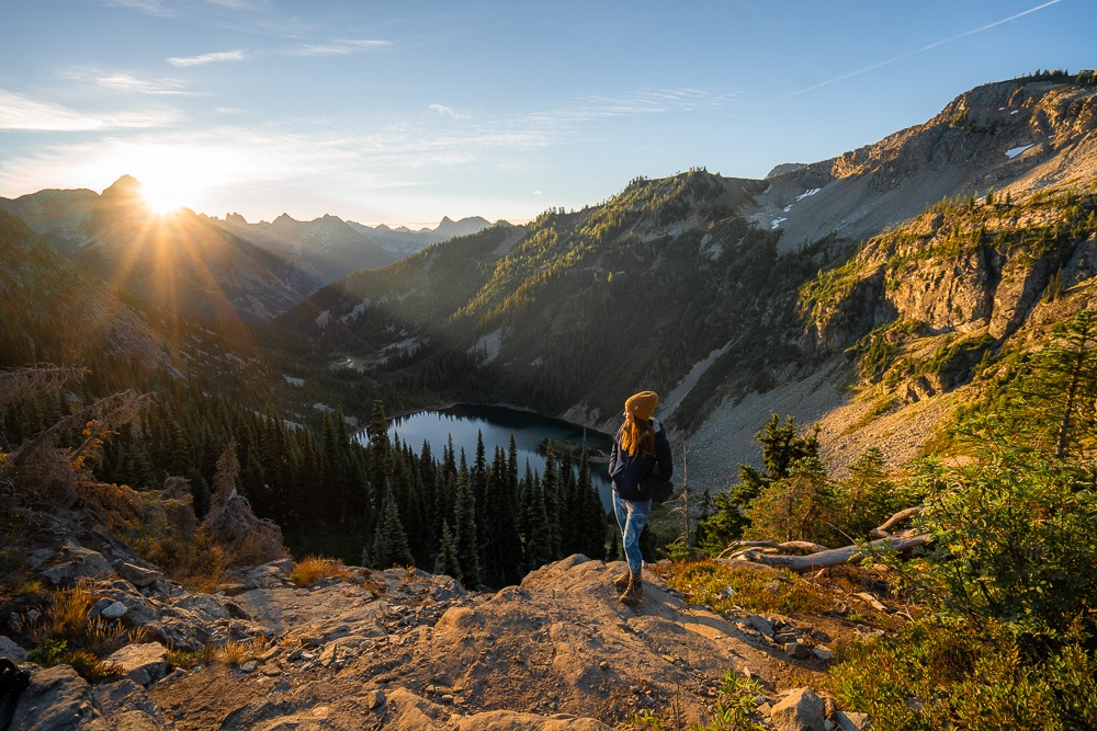 washington national parks itinerary north cascades national park maple pass hike