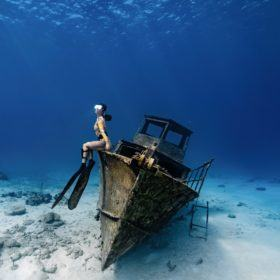 snorkeling aruba wrecks