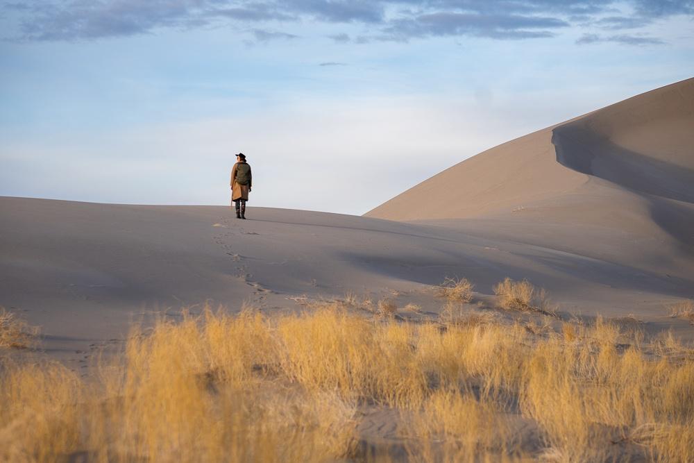 tonopah sand dunes