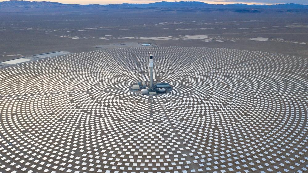 tonopah solar panels