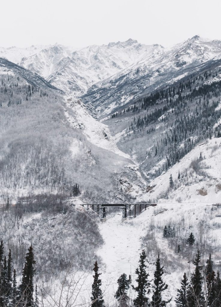 best national parks winter denali