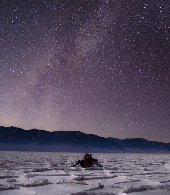 badwater basin stars