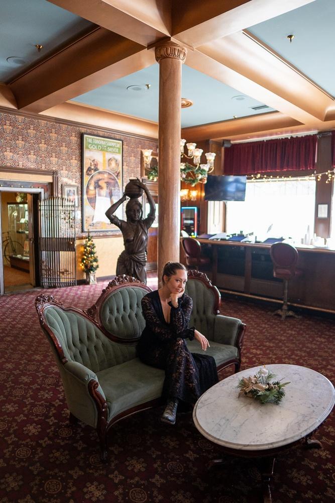 mizpah hotel lobby