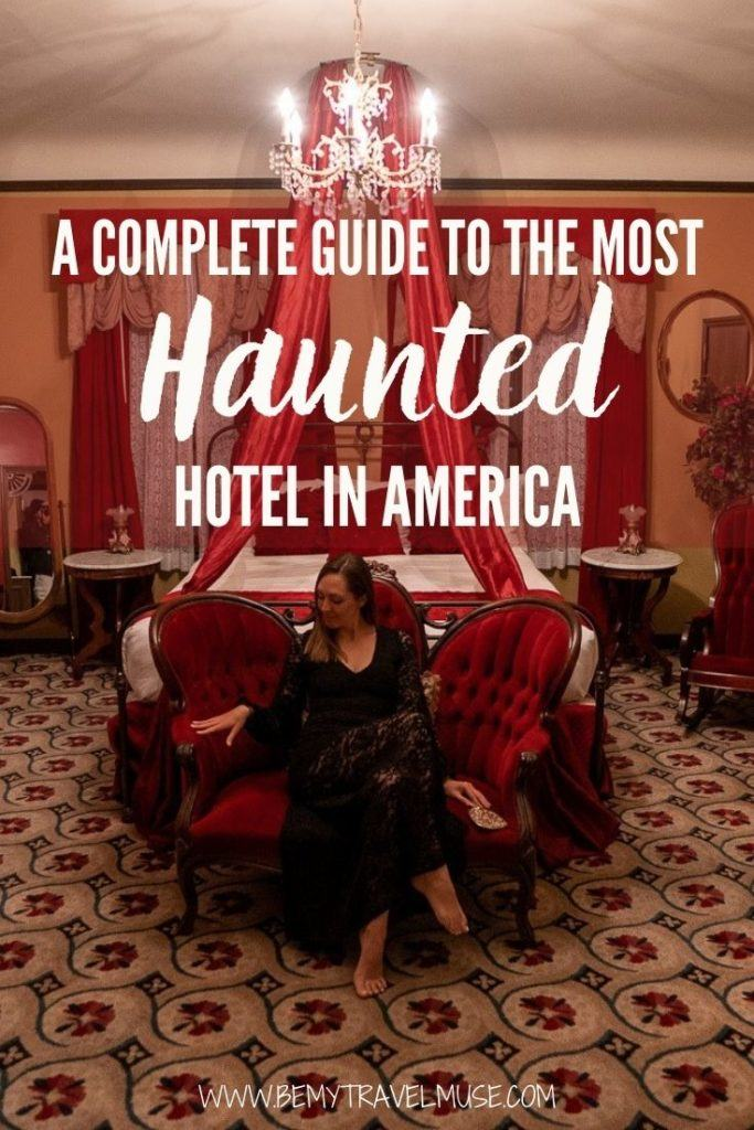 Here's a complete guide to the most haunted hotel in America - the Mizpah Hotel. During my US 95 road trip between Reno and Las Vegas, I knew I had to stop in and check it out myself. If you are looking for an interesting hotel experience, consider this historic beacon of central Nevada. #HauntedHotels