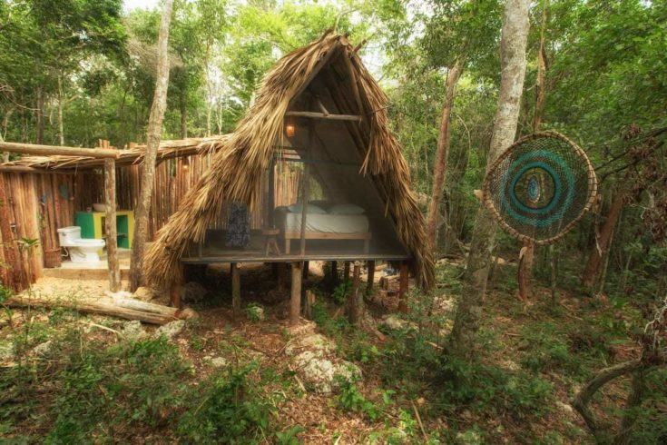 Home.fit best-airbnb-tulum-13-735x490 The Best Airbnbs in Tulum, Mexico