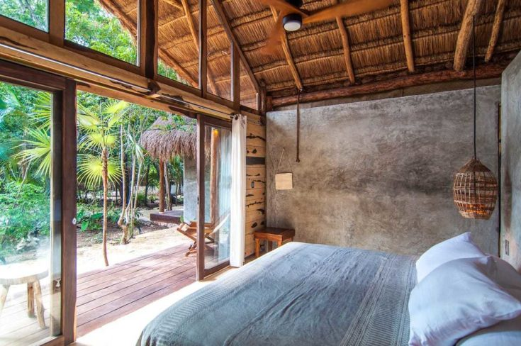Home.fit best-airbnb-tulum-25-735x488 The Best Airbnbs in Tulum, Mexico