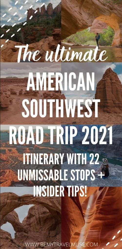 Home.fit pintetest-long The Best American Southwest Road Trip Itinerary