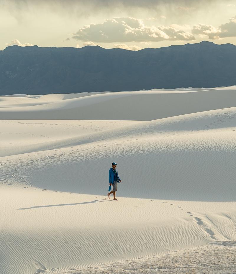 parque nacional de arenas blancas