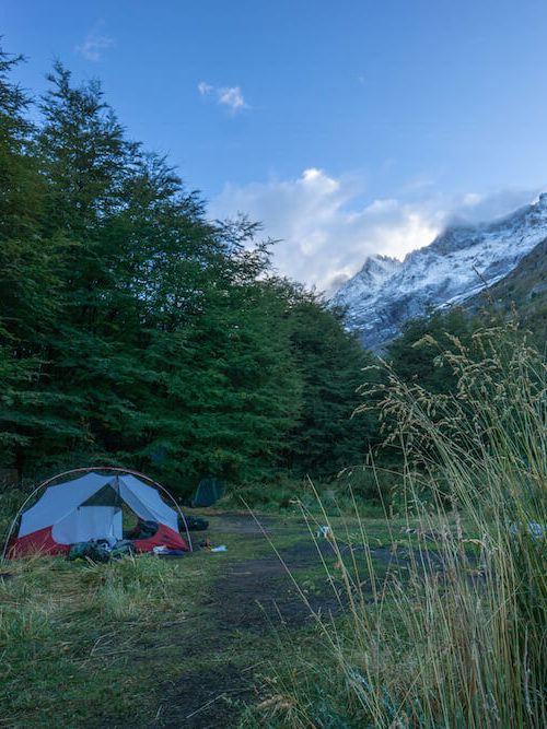 patagonia tent
