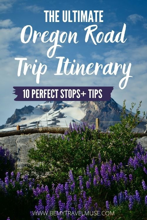 The Ultimate Oregon Road Trip