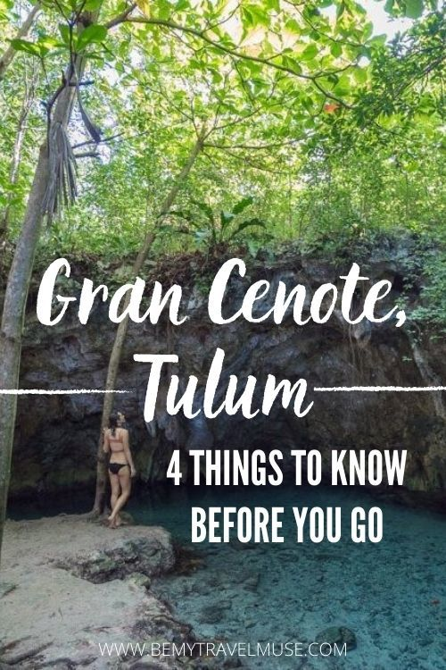 What You Need to Know Before Visiting Gran Cenote, Tulum