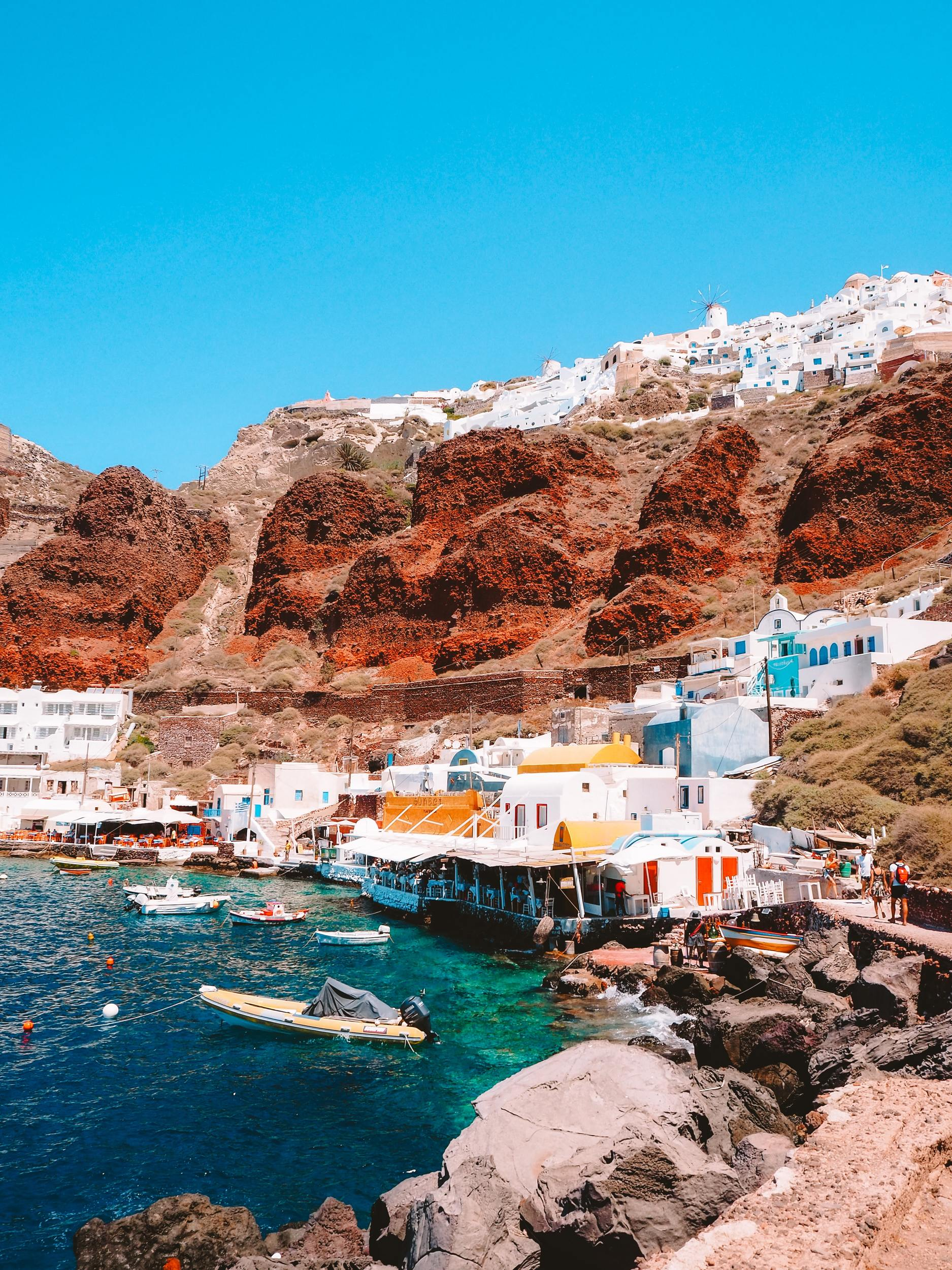 Your One-Cease Dreamy Santorini Information